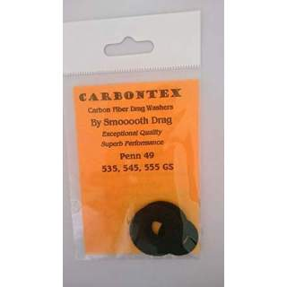Penn 49 Carbontex  Drag Carbon  Fibre  Washers  for  fishing  reels (O2)